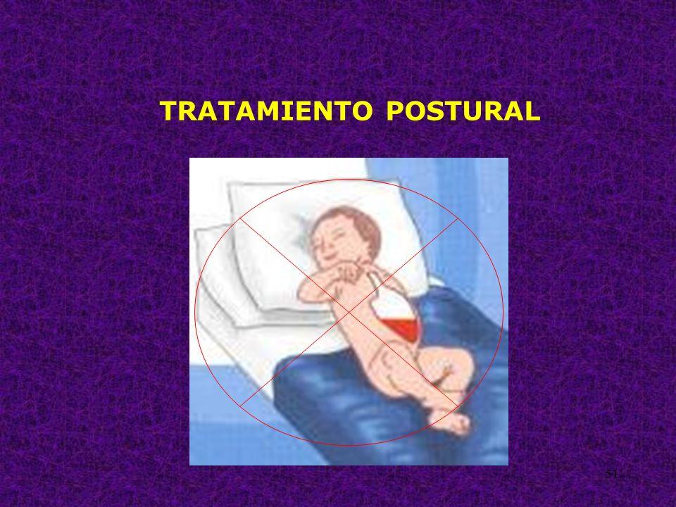 TRATAMIENTO POSTURAL