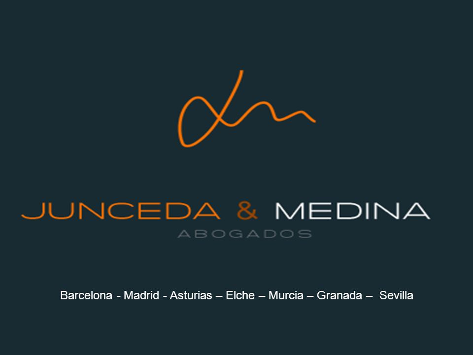 Barcelona - Madrid - Asturias – Elche – Murcia – Granada – Sevilla