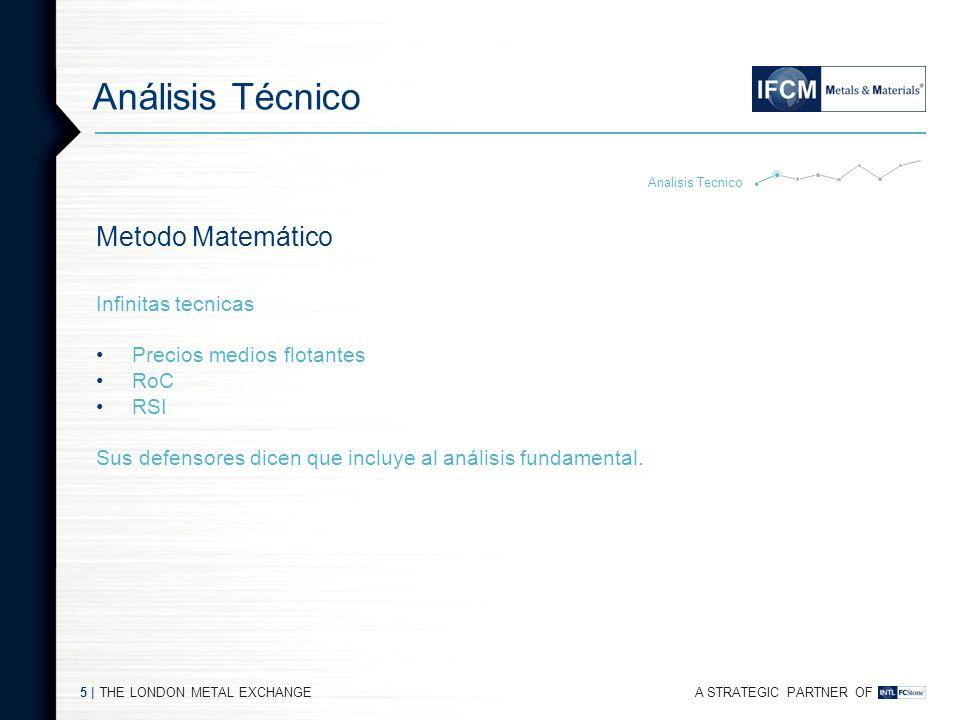 Análisis Técnico Metodo Matemático Infinitas tecnicas