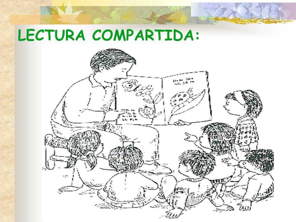 LECTURA COMPARTIDA: