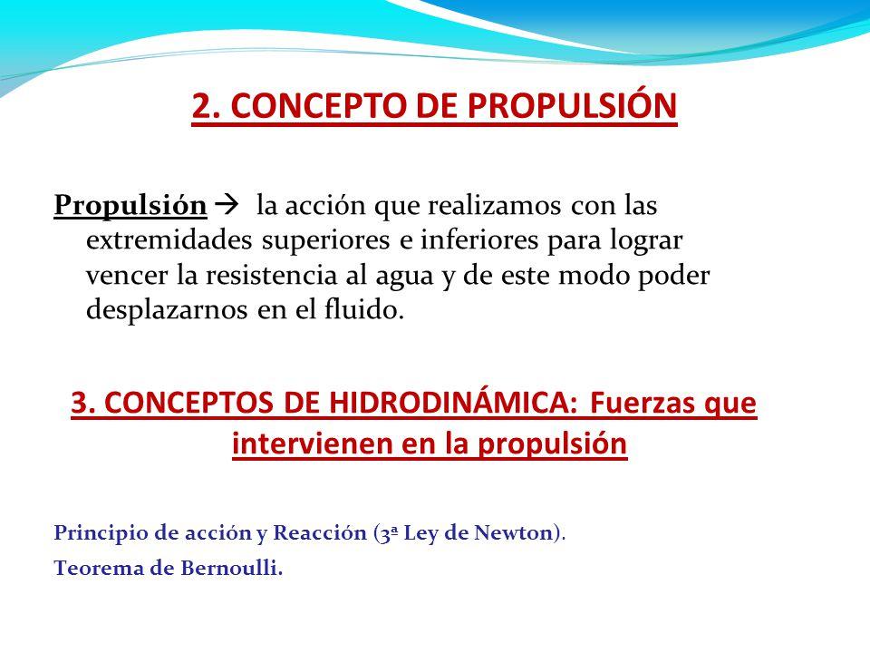 2. CONCEPTO DE PROPULSIÓN