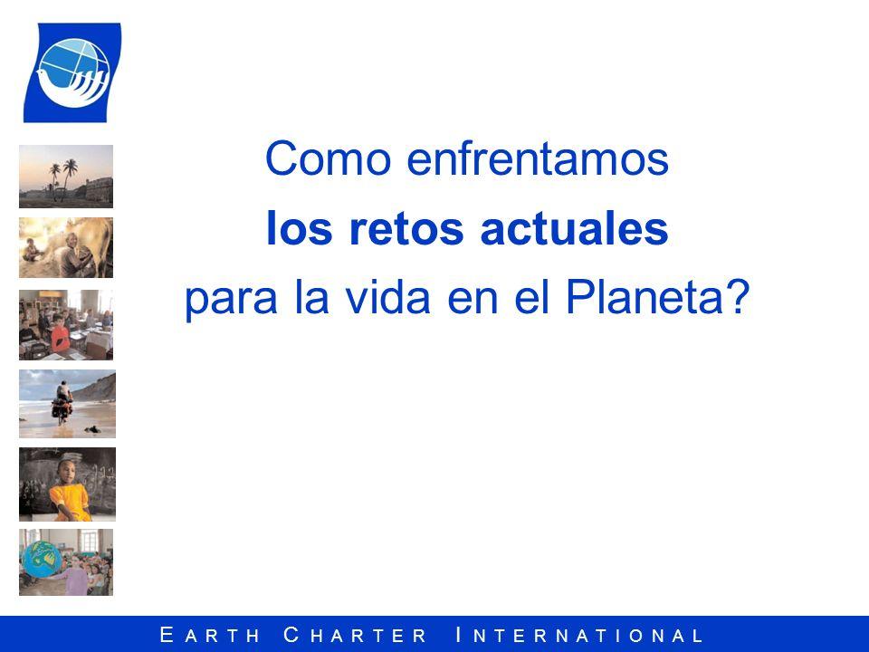 para la vida en el Planeta