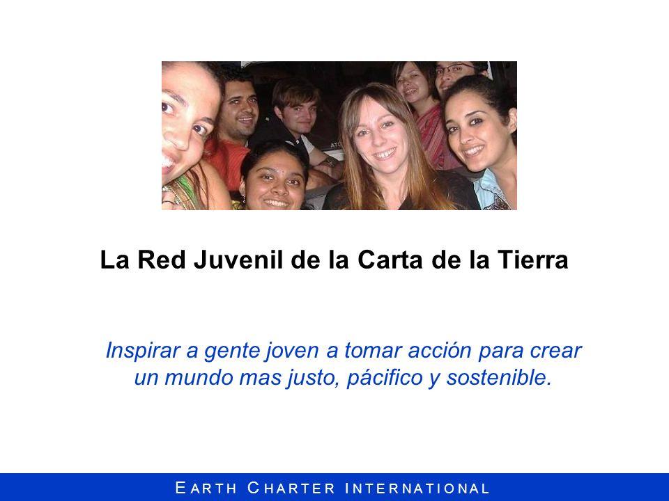 La Red Juvenil de la Carta de la Tierra