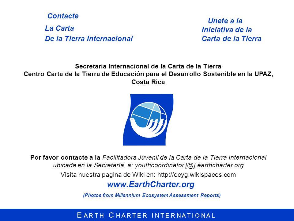 Visita nuestra pagina de Wiki en: http://ecyg.wikispaces.com
