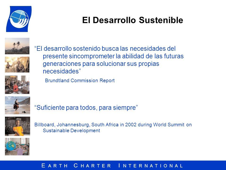 El Desarrollo Sustenible