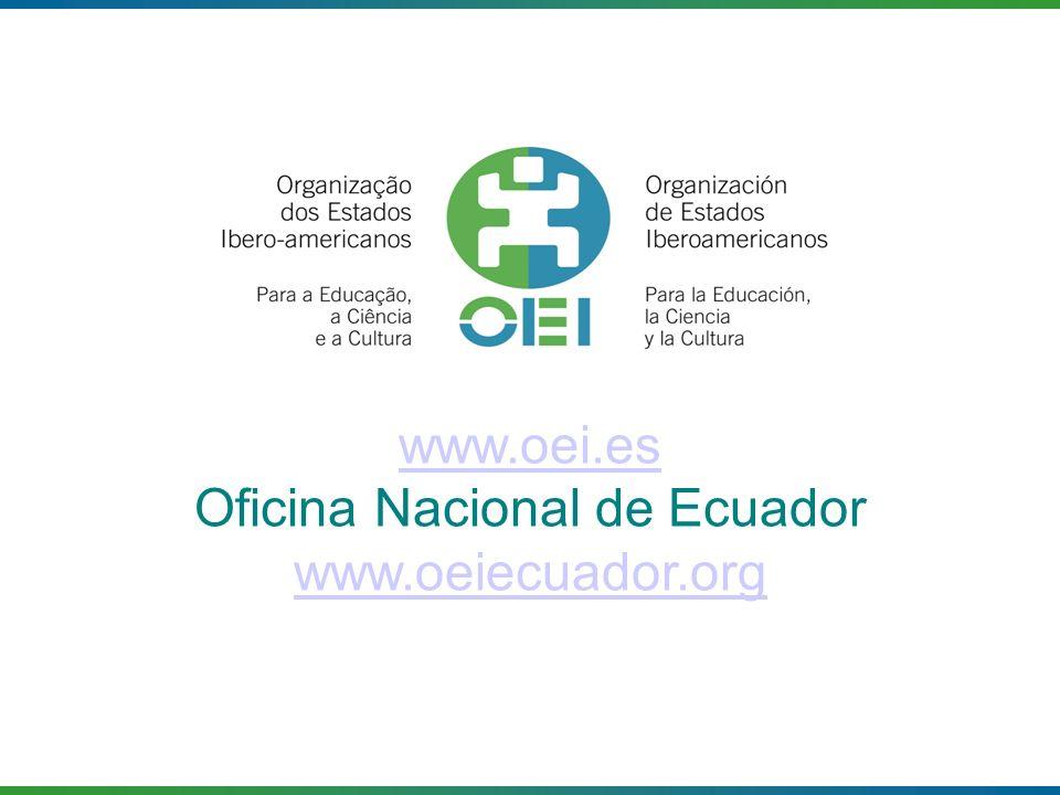 Oficina Nacional de Ecuador