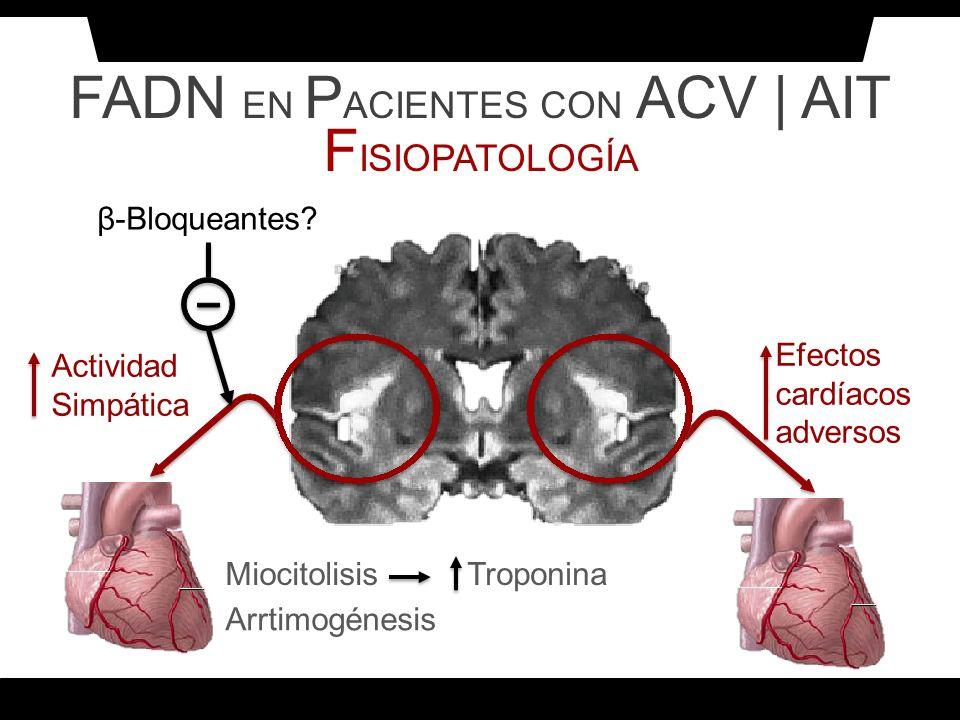 FADN EN PACIENTES CON ACV | AIT