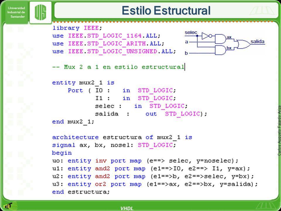 Estilo Estructural