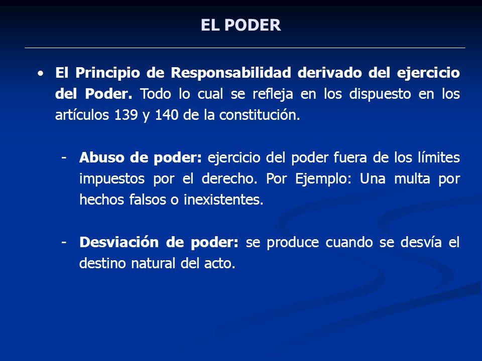 EL PODER