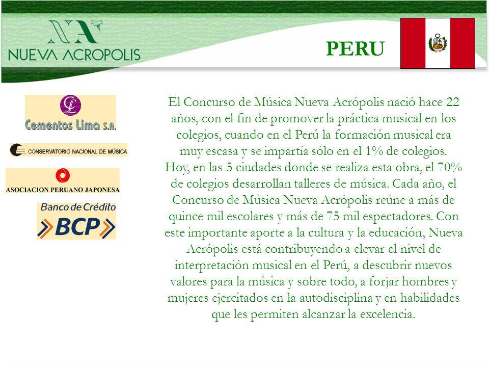 PERU .