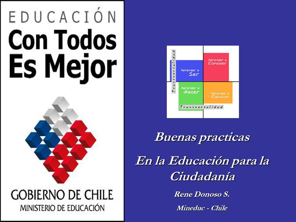 En la Educación para la Ciudadanía