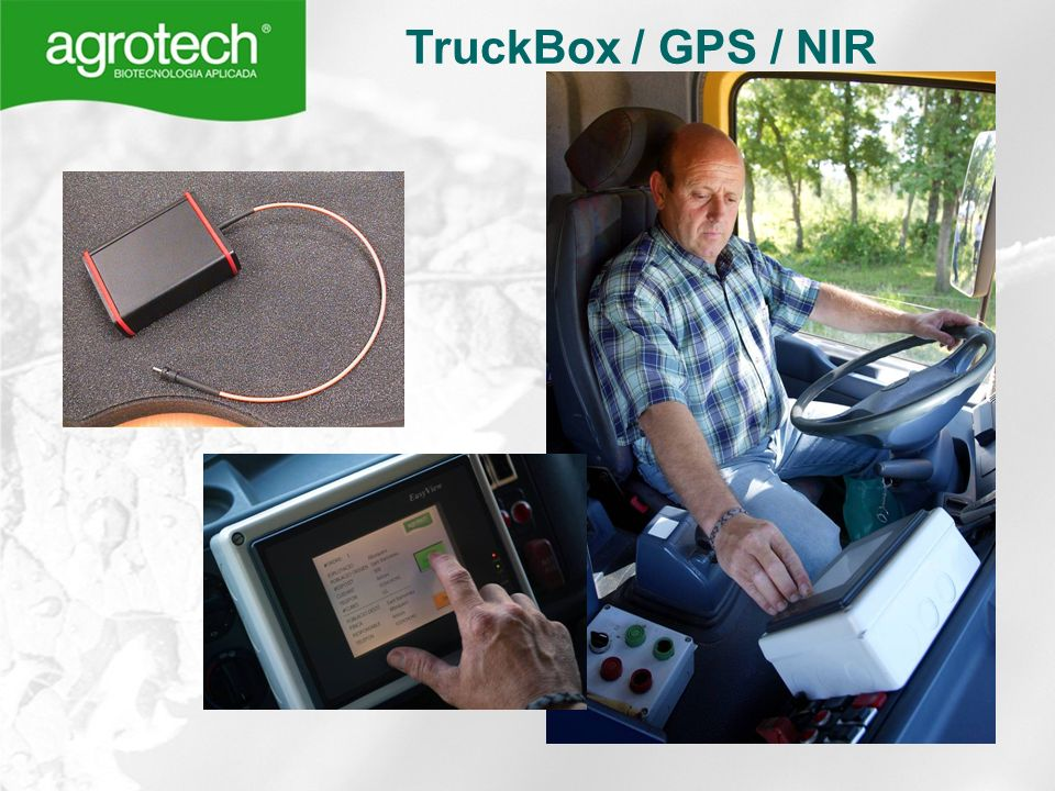 TruckBox / GPS / NIR