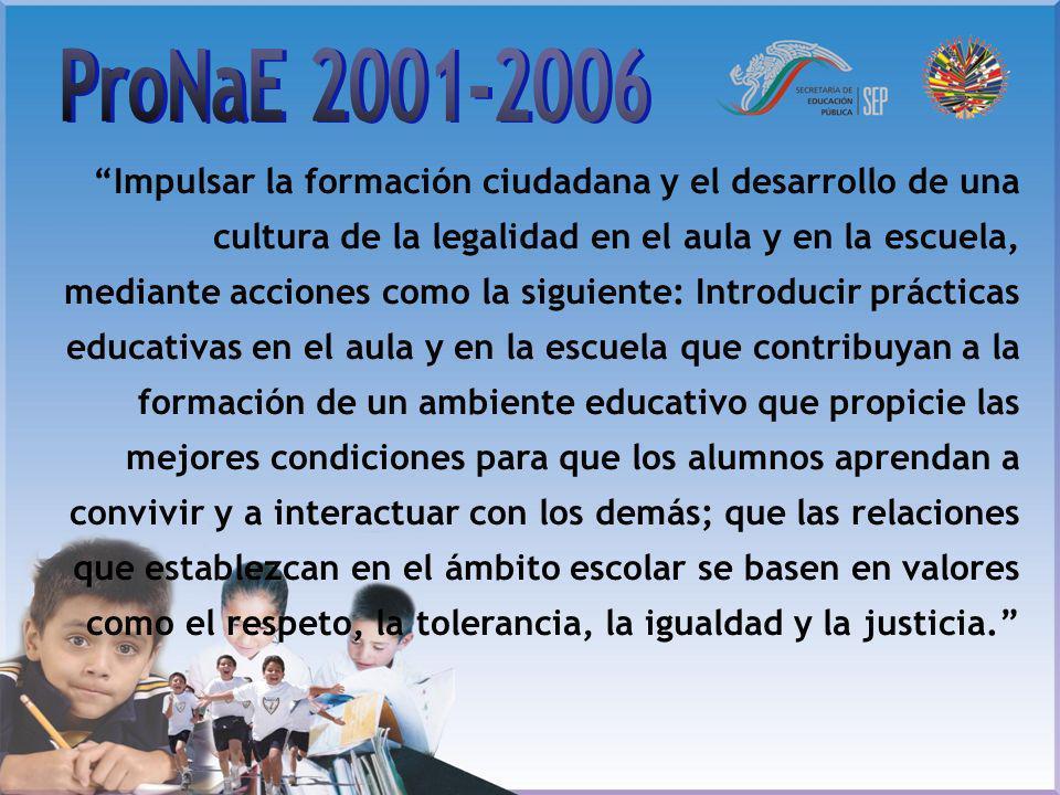 ProNaE 2001-2006