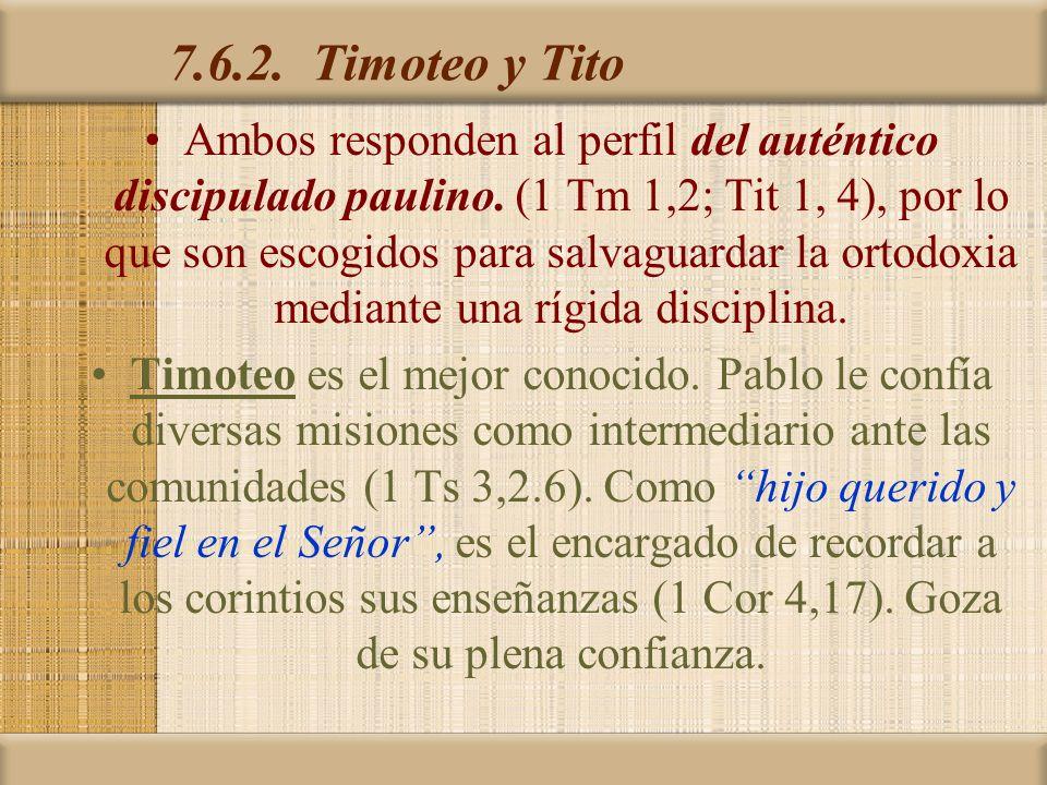 7.6.2. Timoteo y Tito