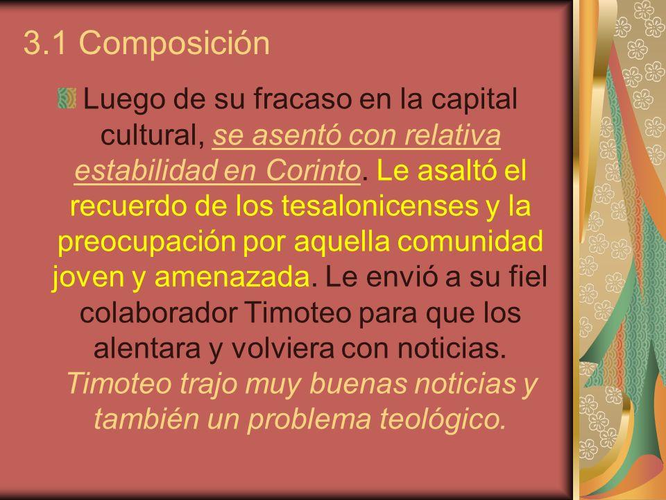 3.1 Composición