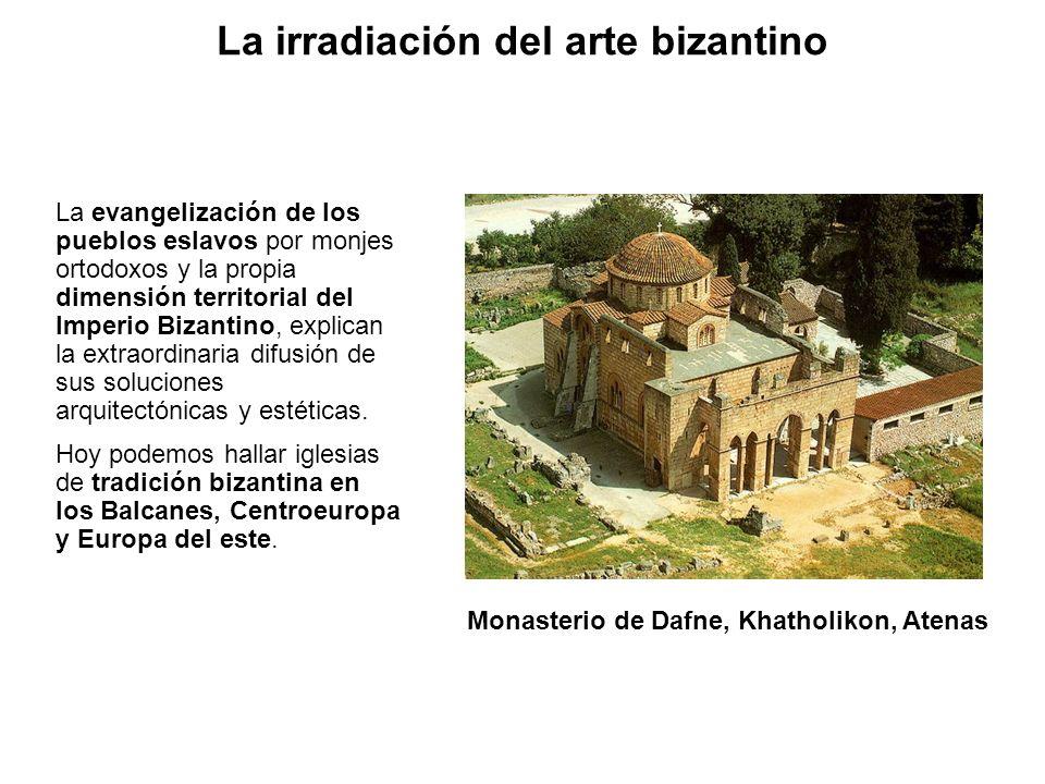 La irradiación del arte bizantino