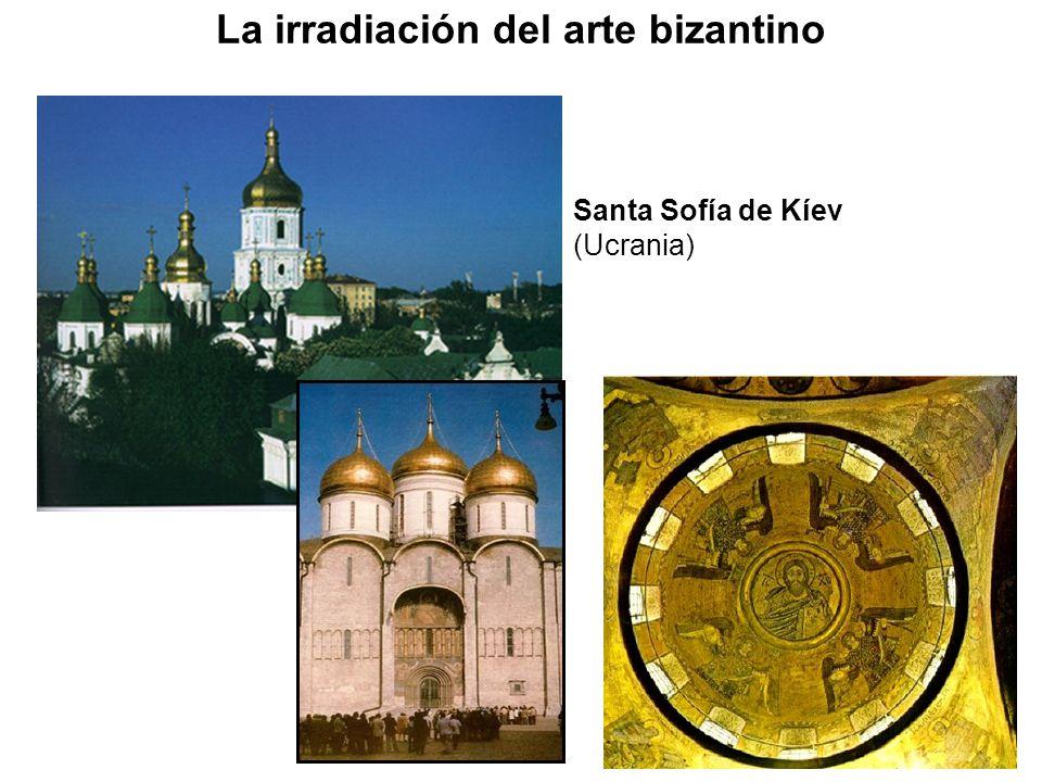 Santa Sofía de Kíev (Ucrania)