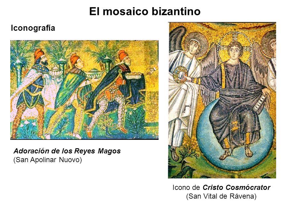 Icono de Cristo Cosmócrator
