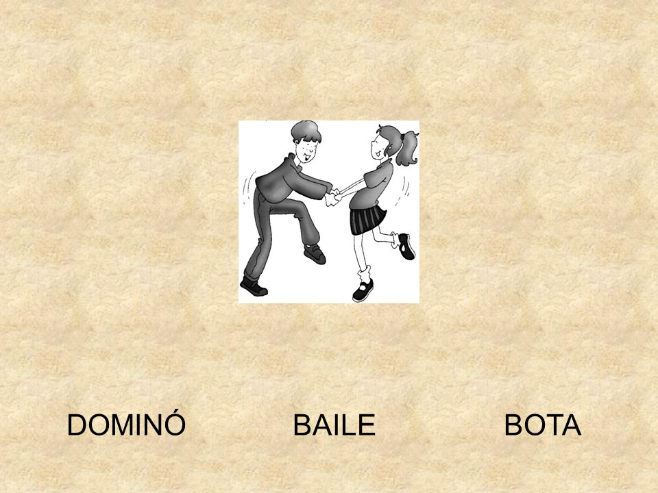 DOMINÓ BAILE BOTA