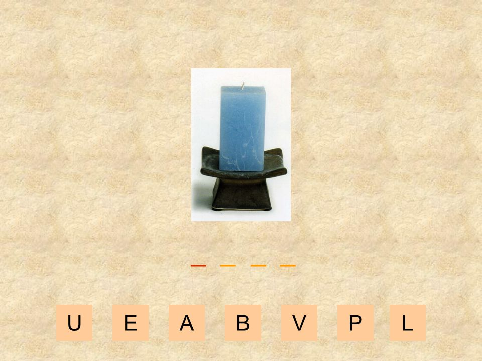 _ _ _ _ U E A B V P L