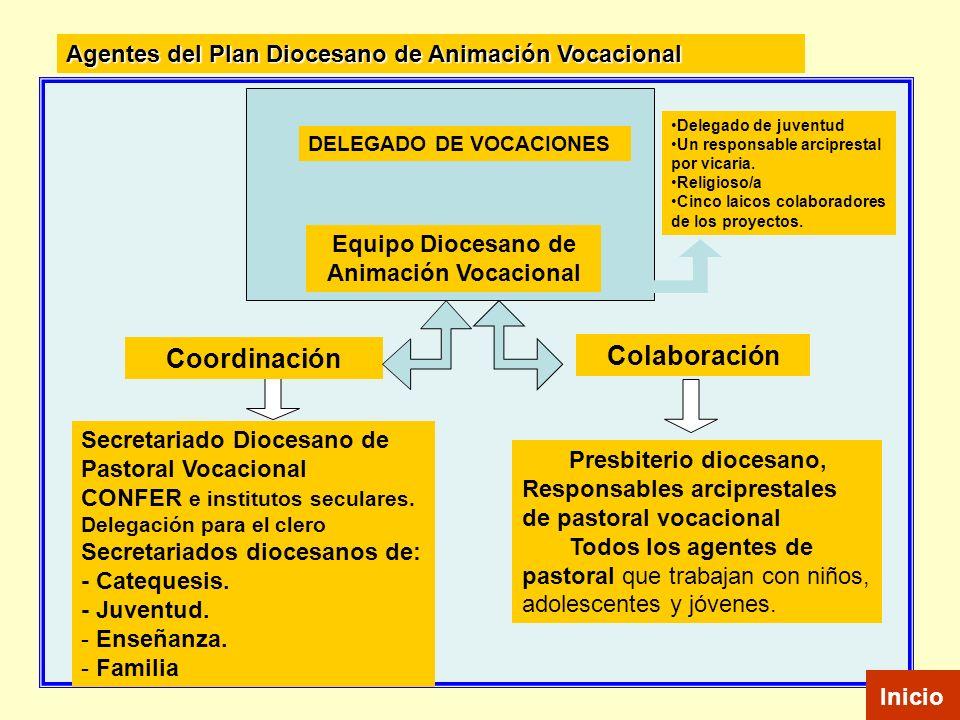 Coordinación Colaboración