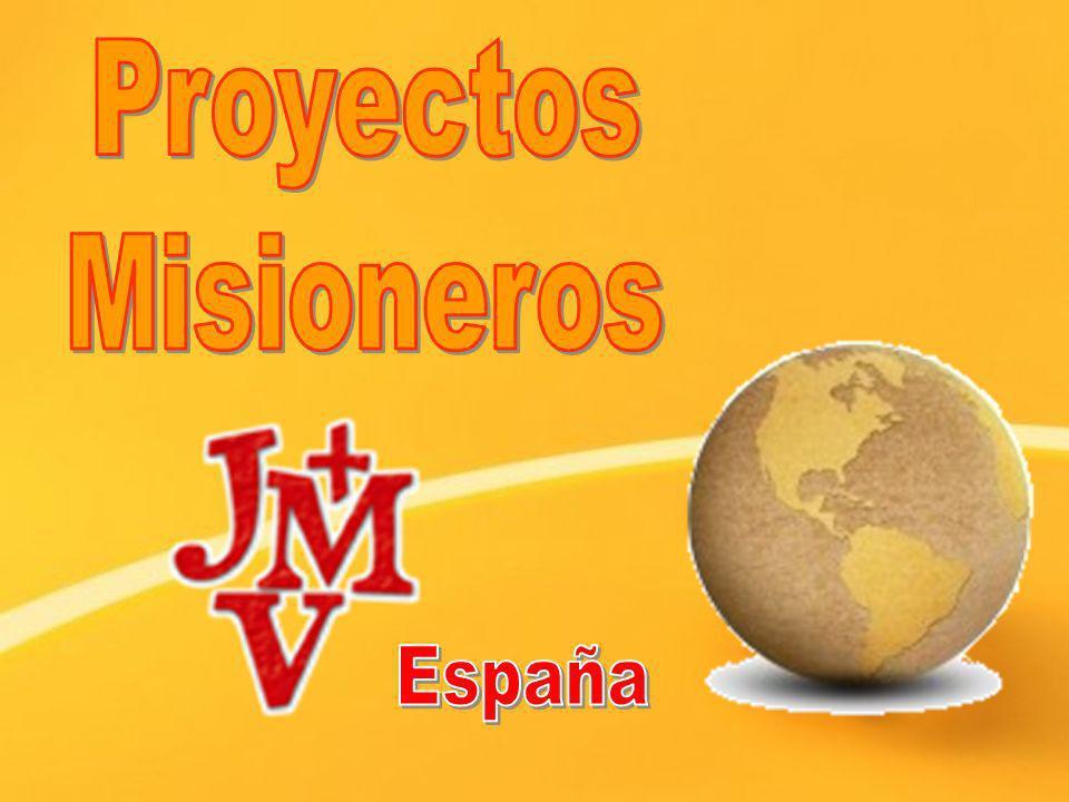Proyectos Misioneros España