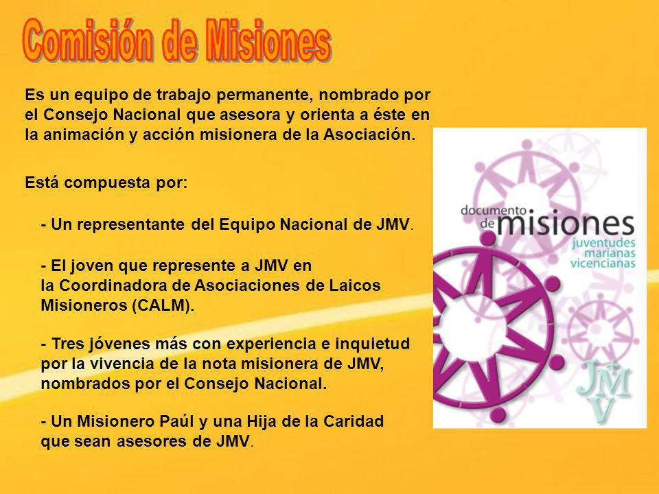Comisión de Misiones