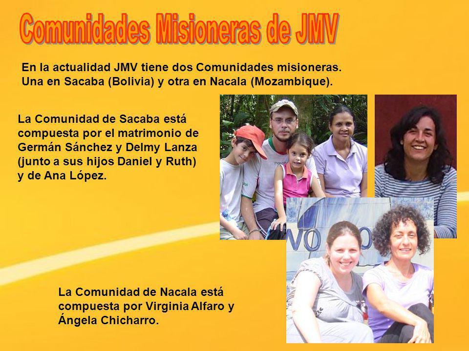 Comunidades Misioneras de JMV