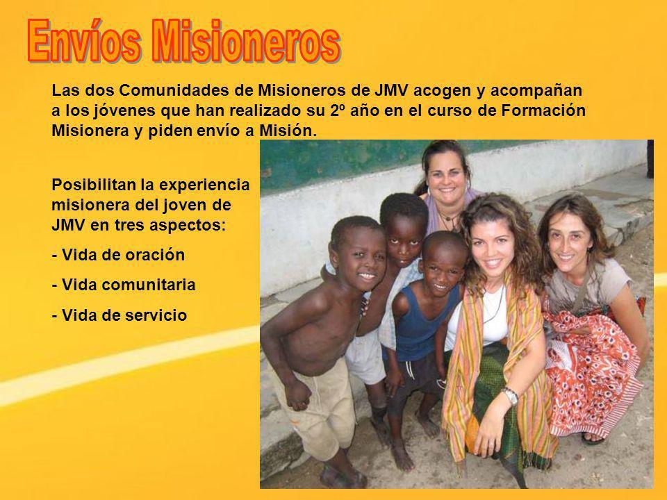 Envíos Misioneros