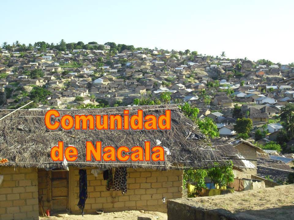 Comunidad de Nacala