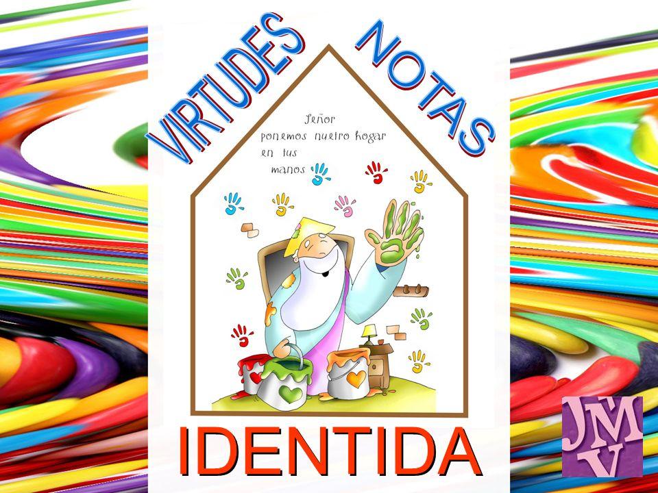 VIRTUDES NOTAS IDENTIDAD 20