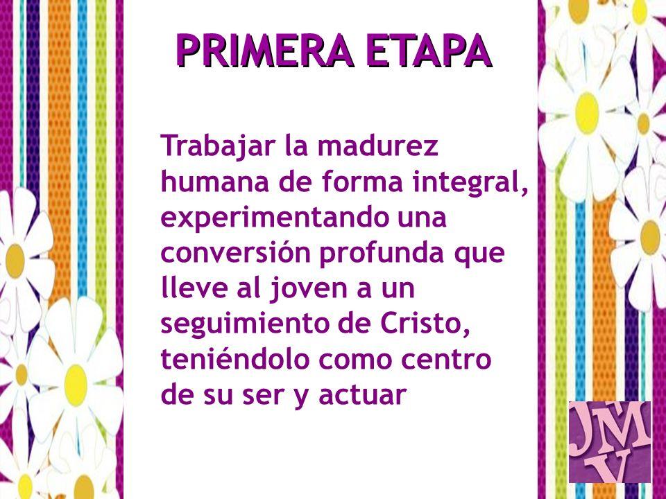 PRIMERA ETAPA