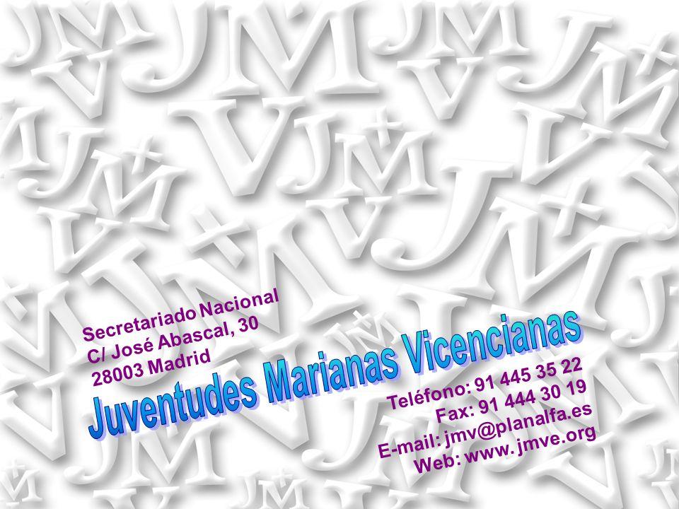 Juventudes Marianas Vicencianas