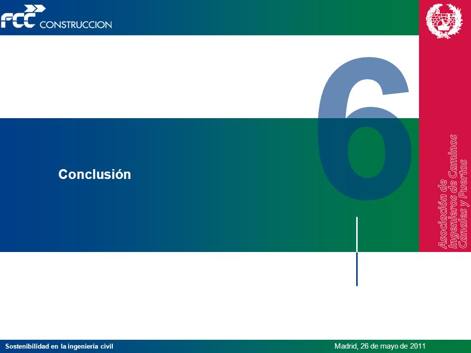 6 Conclusión