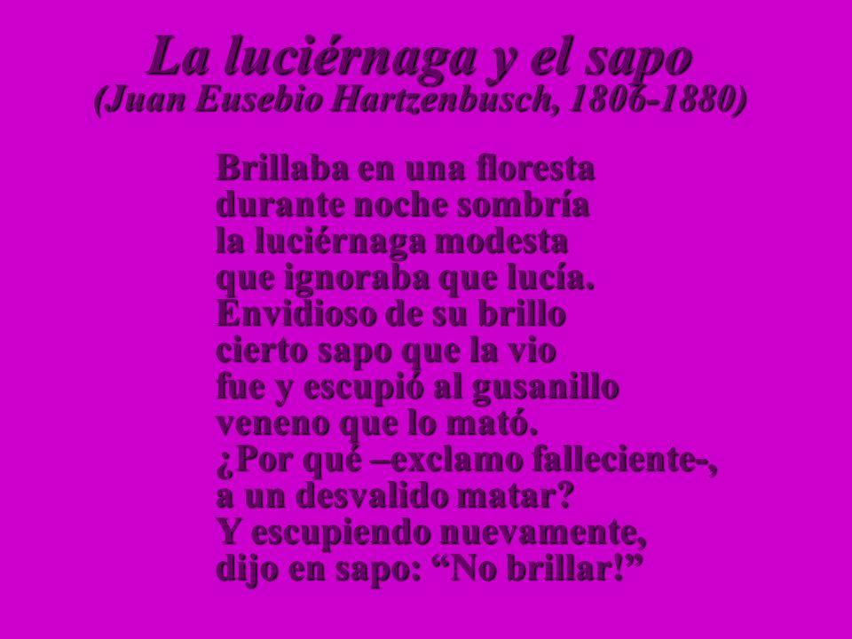 (Juan Eusebio Hartzenbusch, 1806-1880)