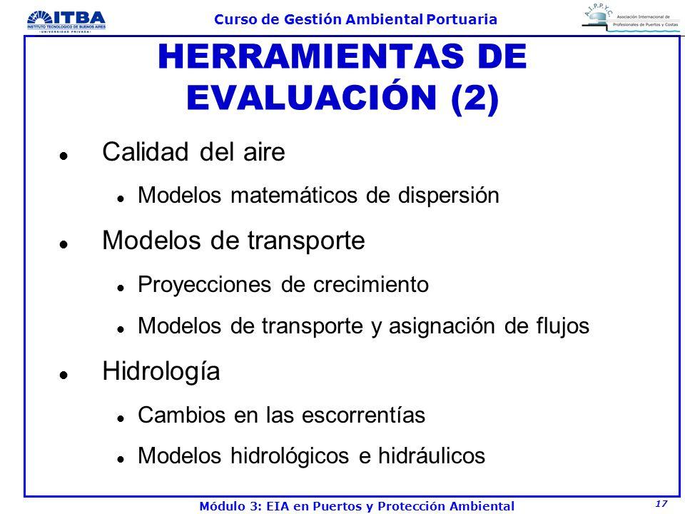 HERRAMIENTAS DE EVALUACIÓN (2)