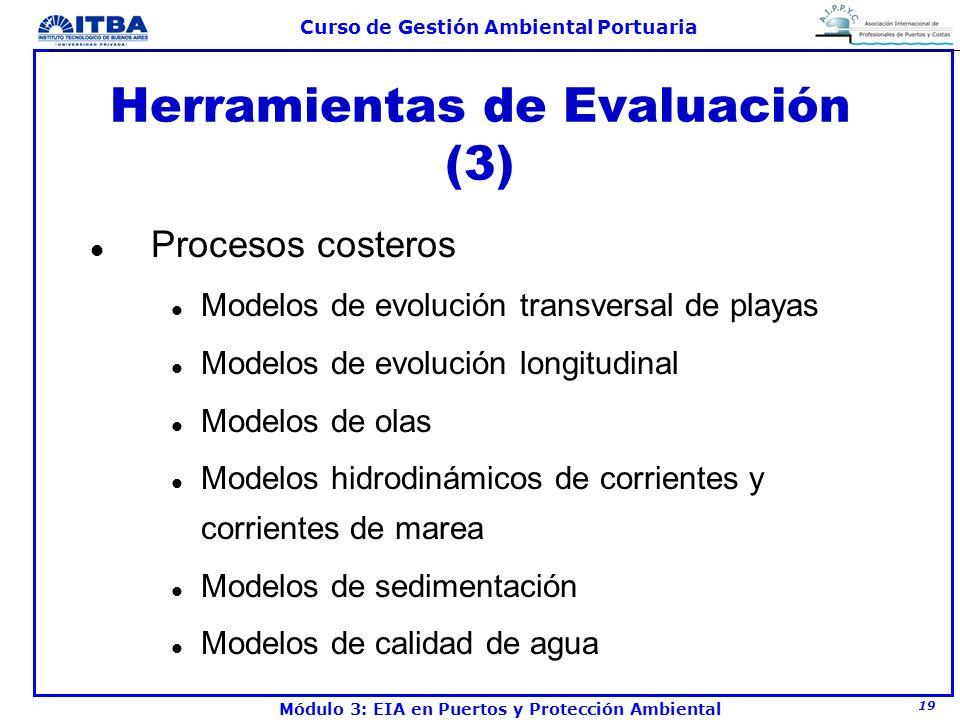 Herramientas de Evaluación (3)