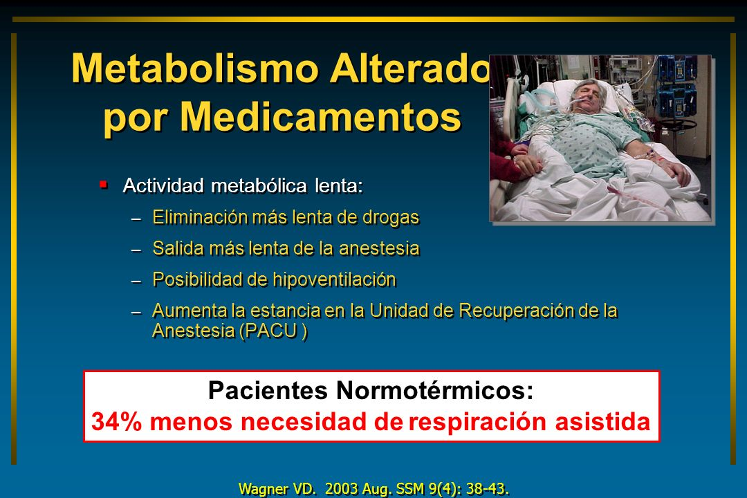 Metabolismo Alterado por Medicamentos