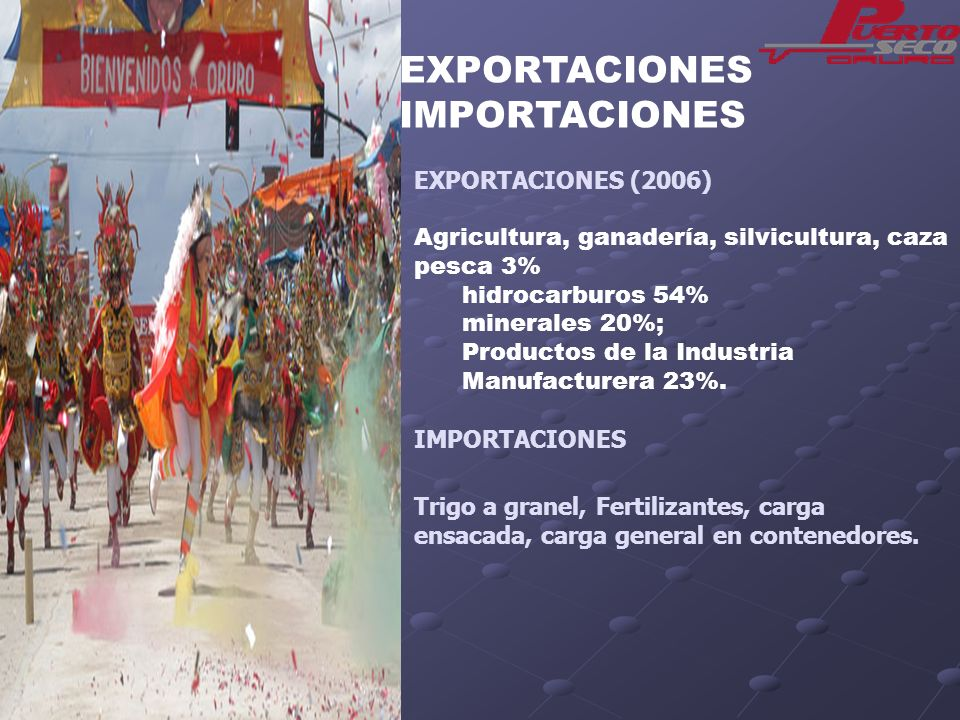 EXPORTACIONES IMPORTACIONES EXPORTACIONES (2006)