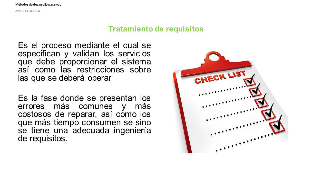 Análisis de requisitos - ppt video online descargar