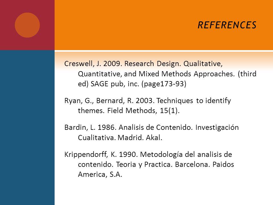 creswell 2009 research design pdf
