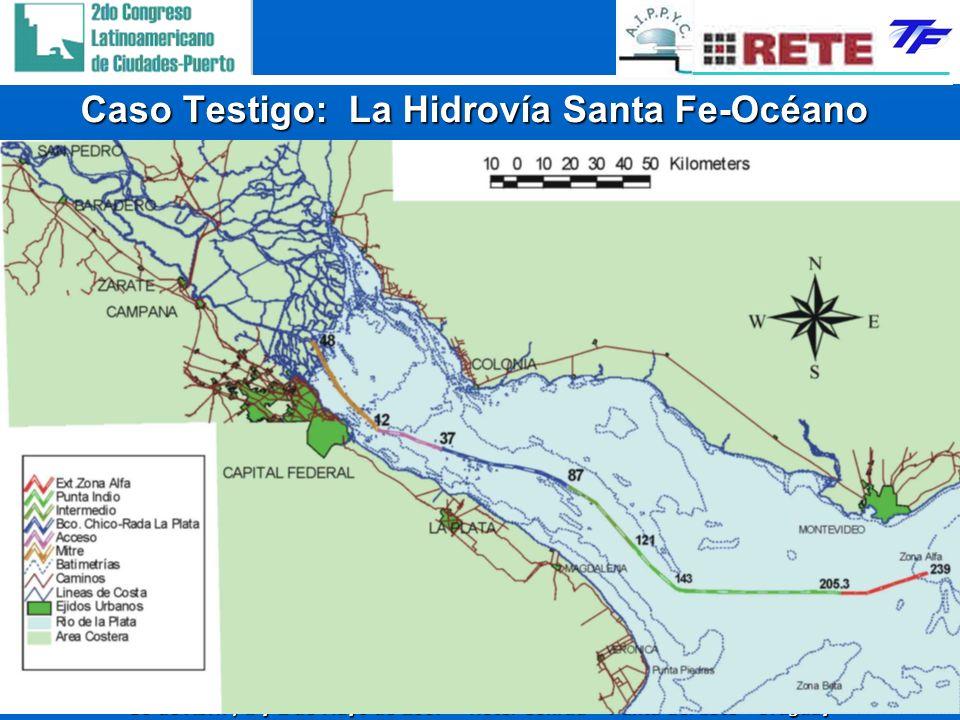 Caso Testigo: La Hidrovía Santa Fe-Océano