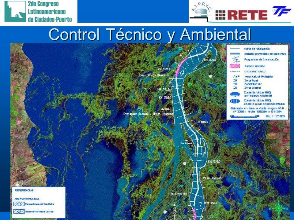 Control Técnico y Ambiental Permanente y Garantizado