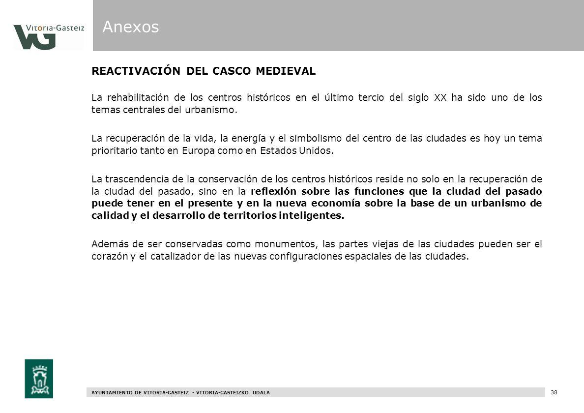 Anexos REACTIVACIÓN DEL CASCO MEDIEVAL