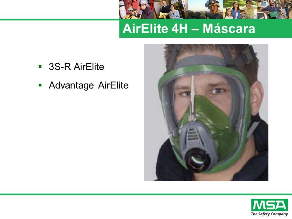 AirElite 4H – Máscara 3S-R AirElite Advantage AirElite