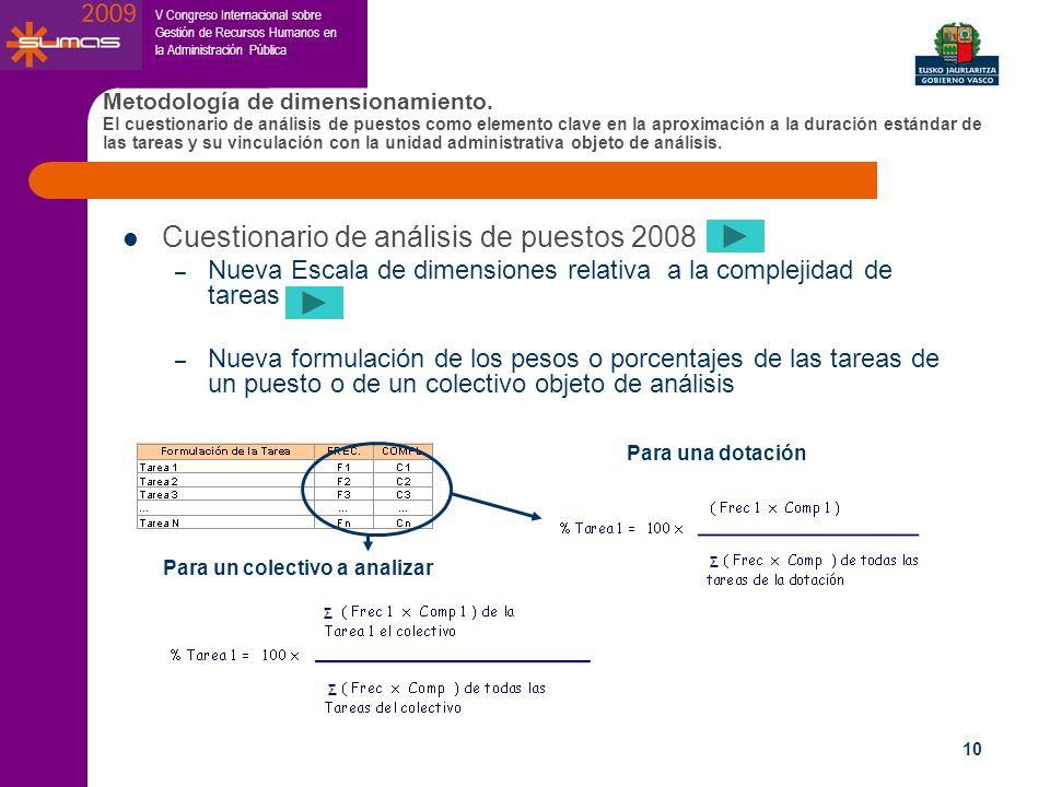 OPE 2007, Jornada formación metodología, 17 diciembre 2007