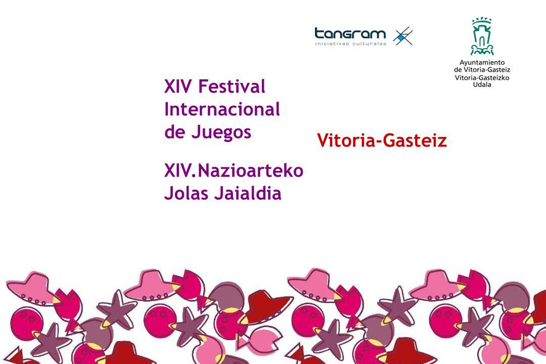 XIV Festival Internacional de Juegos