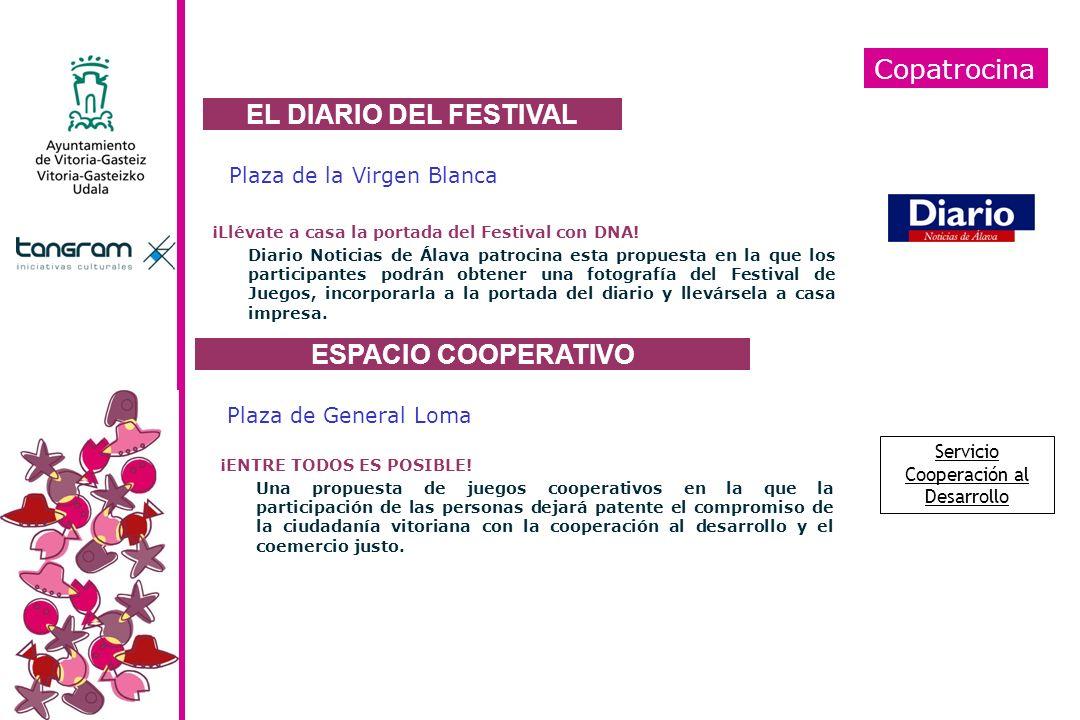 EL DIARIO DEL FESTIVAL ESPACIO COOPERATIVO