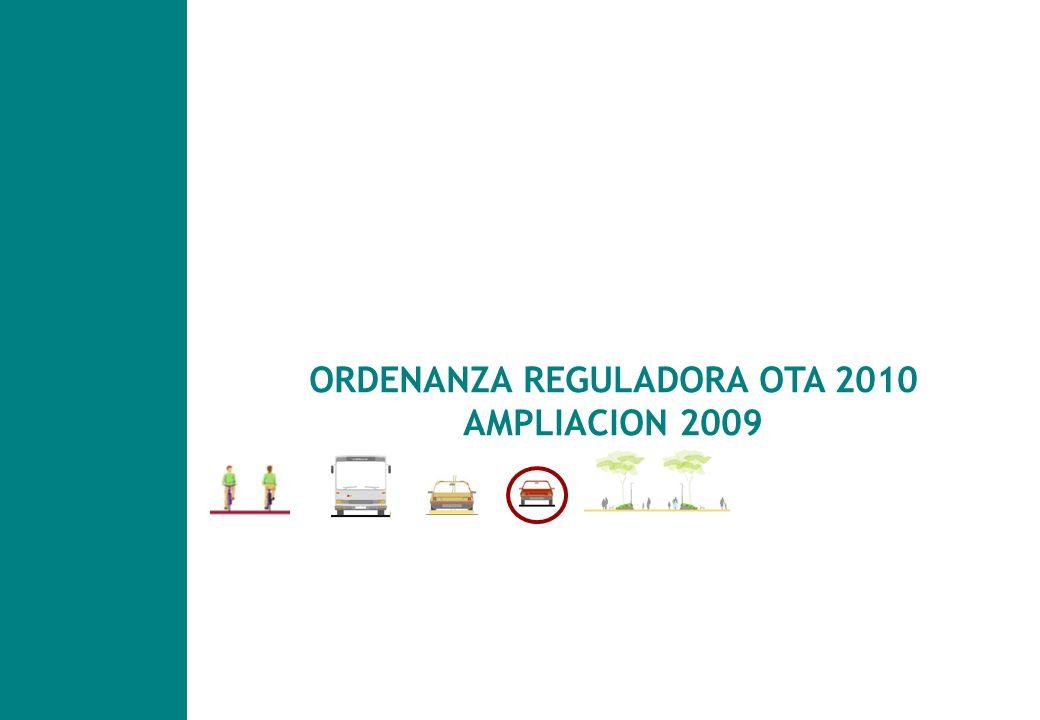 ORDENANZA REGULADORA OTA 2010