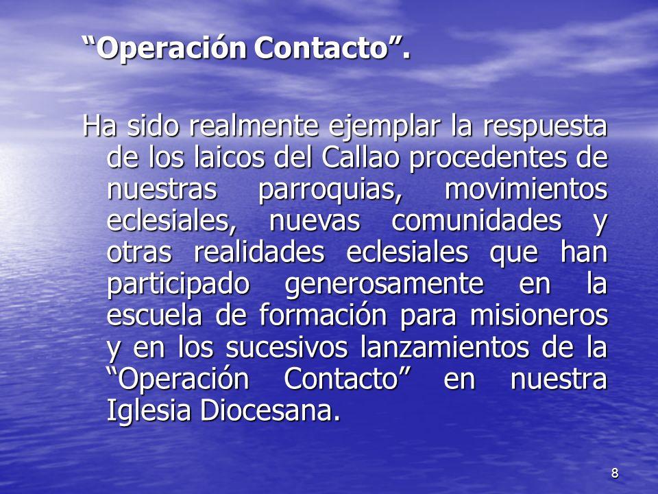 Operación Contacto .